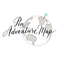 Pin Adventure map