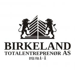 BIRKELAND TOTALENTREPRENØR AS