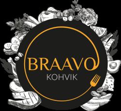 """Steel Service OÜ """"Braavo"""" kohvik Tallinna kesklinnas"""