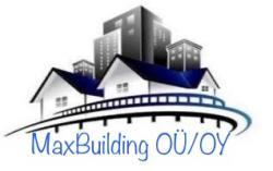 MaxBuilding OÜ/OY