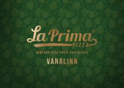 La Prima Pizza Vanalinn